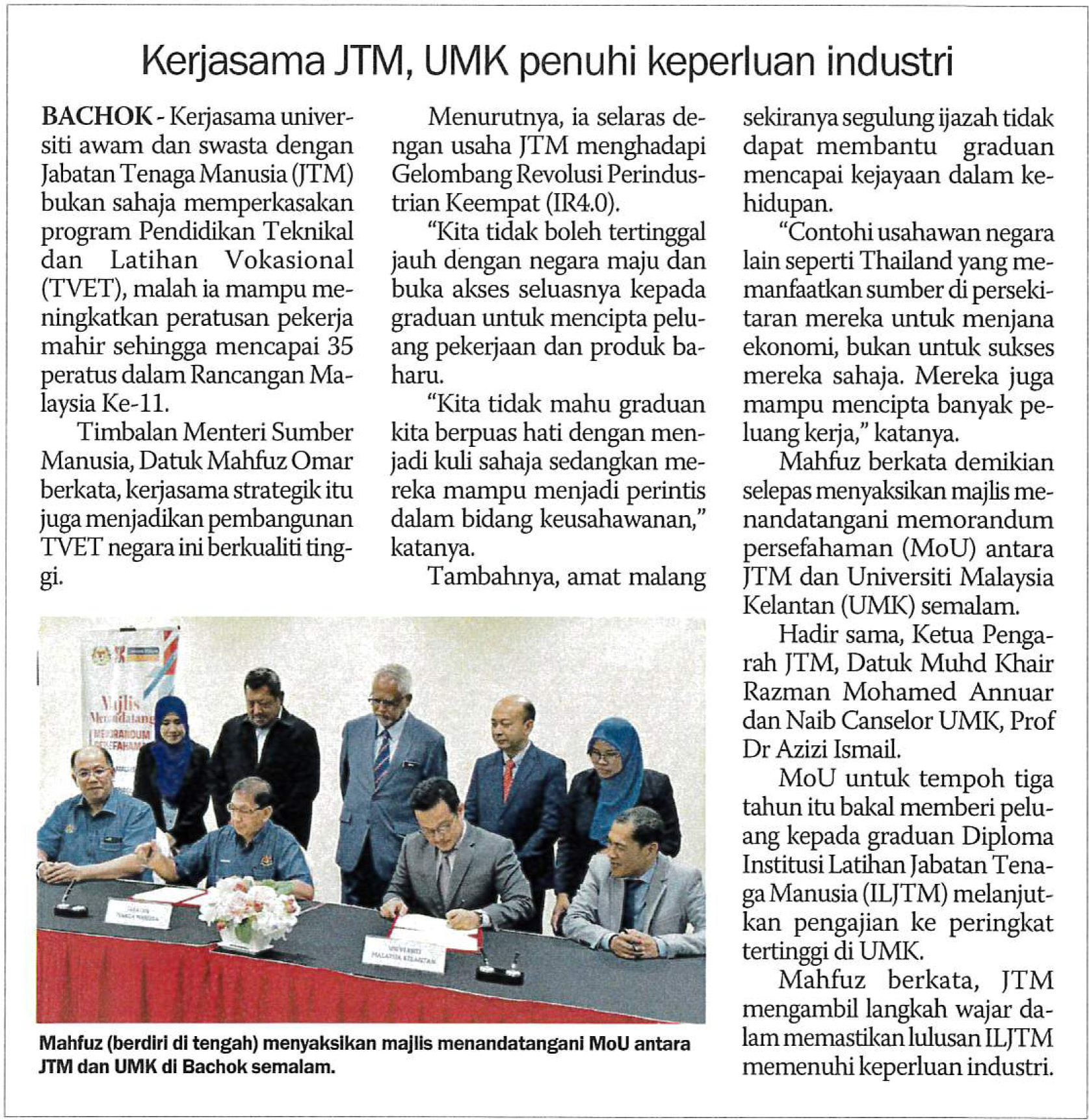 Sinar Harian 18 Jun 2019
